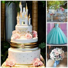 Cinderella Theme Party | Quinceanera Theme Party | Quinceanera Ideas |