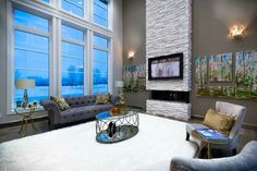 Greenbryre Lane Saskatoon Sk Living Room