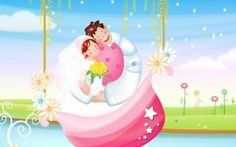 WALLPAPERS HD: The Couple Love Boat