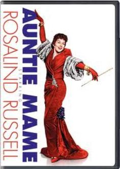 Auntie Mame the movie. Must be with Rosalind Russell though or it doesn't count.