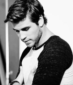 LIAM , gale in the hungergames