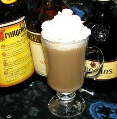 Ruth's Chris Steak House Coffee Recipe ~ This is the actual recipe for Ruth's Coffee as served at Ruth's Chris Steakhouse.