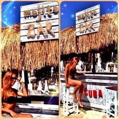 Instagram Monday – #beachbar Pics of the Week