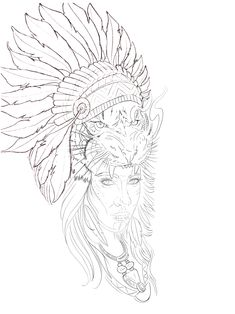 Tattoo Outline Drawing, Eagle Drawing, Outline Drawings, J Tattoo, Tatto Ink, Lion Tattoo, Sketch Style Tattoos, Tattoo Sketches, Tattoo Drawings