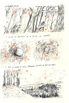 The Orb - Bethan Mure (page 1)