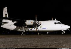 Fokker F-27-400 Friendship aircraft picture