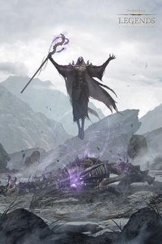 The Elder Scrolls Legends Dragon Priest