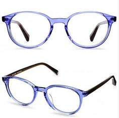 And colored frames coordinate with more outfits than you would think. | 19 Essential Statement-Making Glasses Frames