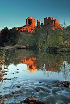 """Sedona, Arizona: 7""""x10"""" archival print signed and matted in 11""""x14"""" matte (larger sizes available on request)"""