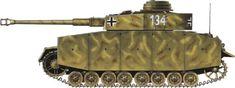 P-IV 21.PzDiv [Normandie, Juni 1944]