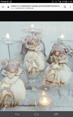 Bullet Journal, Dolls, Fabric Dolls, Porcelain Ceramics, Navidad, Sewing, Fabrics, Weihnachten