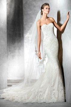 Princia by Pronovias from Brides of Winchester #weddinggown