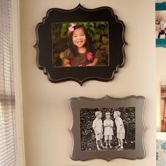 Mary Ann & Lucy- Organic Bloom frames via Artworks Tulsa