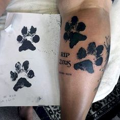 Cool 42 Cute Paw Print Tattoo Designs Ideas You Must Love https://bellestilo.com/2465/42-cute-paw-print-tattoo-designs-ideas-you-must-love