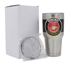 Tumbler-30-Oz-Cup-Stainless-Steel-Mug-Plus-Bonus-Splash-Proof-Lid-Free-Shipping