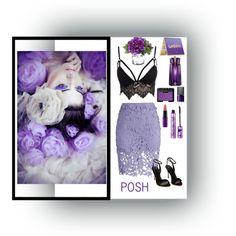 POSH by jbeb on Polyvore featuring Club L, Chicwish, Polo Ralph Lauren, tarte, NARS Cosmetics, Barry M, MAC Cosmetics and David Jones