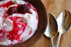 Rhubarb and Blackberry Yogurt Fool | Tasty Kitchen: A Happy Recipe Community!