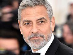 Die 11 besten und fürchterlichsten Bart-Styles für Männer George Clooney, Bart Styles, Robert Downey Jr., Important People, Esquire, Gentleman, Cute, Full Beard, Moustache