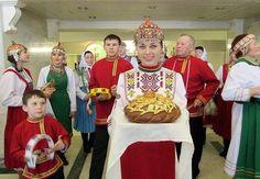 Çuvaş Türkleri'nden bir kare…