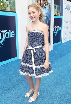 Hazel from Dolphin~Tale! Dolphin Tale 2, Sea Dolphin, I Movie, Movie Stars, Famous Surfers, Clearwater Marine Aquarium, Young Celebrities, Great Memories, Red Carpet Dresses