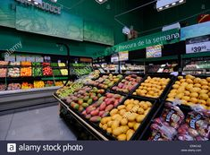 Super Mercado Stock Photos & Super Mercado Stock Images - Alamy