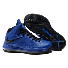 reputable site 41865 0d4e5 Nike Lebron 10 Royal Blue Black G07027 Nba Basketball, Nike Basketball  Shoes, Nike Zoom