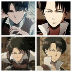 Ugh, why is Levi so ❤❤