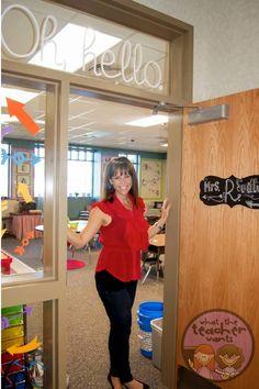 Rachelle's Classroom Reveal