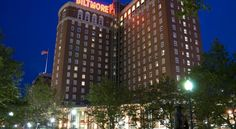 Providence Biltmore Curio Collection by Hilton Providence This beautifully restored historic hotel is located in the heart of Providence city centre, only steps from top attractions, and features exceptional accommodations along with friendly service.