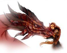 odahviing and dovahkiin Elder Scrolls Memes, Elder Scrolls Lore, Elder Scrolls V Skyrim, Spyro The Dragon, Dragon Art, Eso Skyrim, Skyrim Fanart, Todd Howard, Arrow To The Knee