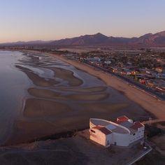 Con esta hermosa #vista desde #SanFelipe, el lugar de tus proximas #vacaciones #SF #BajaCalifornia #BC #Mexico #MX #Beach #arena #Playa #Costa #PerfectView Foto-aventura por cesarq23