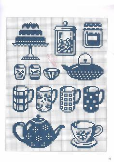 Brilliant Cross Stitch Embroidery Tips Ideas. Mesmerizing Cross Stitch Embroidery Tips Ideas. Diy Embroidery, Cross Stitch Embroidery, Embroidery Patterns, Cross Stitch Patterns, Filet Crochet, Crochet Motifs, Cross Stitch Cards, Cross Stitching, Cross Stitch Kitchen