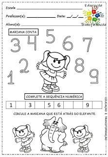 Atividades para o ensino infantil: Atividades com cantigas populares Math Worksheets, Preschool Activities, Akira, Teaching Kids, Professor, Kindergarten, Homeschool, Comics, Learning