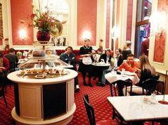 Café Sacher, Wien