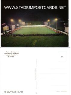 € 2,00 - code : ITA-053 - Villongo - stadium postcard cartolina stadio carte stade estadio tarjeta postal