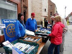 Rotary Club of Dunbar home page