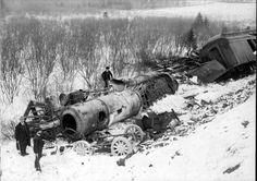Haunting Photos Show Aftermath of 19th Century Train Wrecks: Not much information is known about any of the accidents, because records were informal until the Interstate Commerce Commission took over railroad safety in 1901.