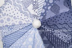 The Alchemy Collection - Indigo  Fat Quarter Bundle - 18 FQs  Designed by Camelot Design Studio for Camelot Fabrics  Monochrome beauty in blue with intricate details in a variety of patterns. Rings, diamonds, medallions, stripes, stars and waves pulled together for a quilt or tote. Bundle includes 18 fat quarters, 1 piece of each print in this collection. Each fat quarter measures approximately 18 x 21. 100% cotton. These fabrics can be used for clothing and home decor items, as well as for…