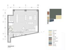 Casa Bagh Janat,Basement Floor Plan