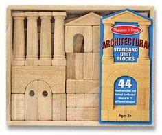 architectural blocks