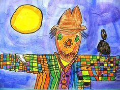 Fantastic Scarecrows