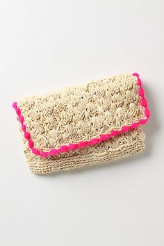 Granny Square Clutch-- sooo cute
