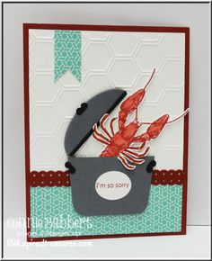 InkspiredTreasures.com, By the Tide, hot water, I'm sorry card, Connie Babbert, Stampin' Up!