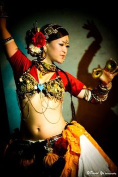 Kae of Fat Chance Belly Dance