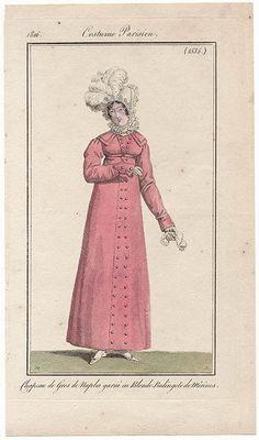 Pink pelisse