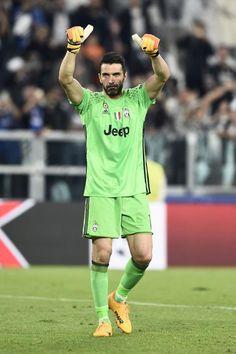 Foto Gianluigi Buffon - Juventus-Barcellona