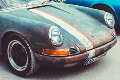 This is the laid-back custom Porsche event you've been missing.