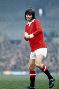 George Best of Man Utd in 1971.