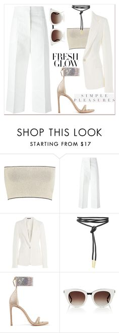 """""""OOTD"""" by gigi-lucid ❤ liked on Polyvore featuring Calvin Klein Collection, Marni, Maison Margiela, Stuart Weitzman, Thierry Lasry, ootd, polyvoreeditorial and polyvorefashion"""