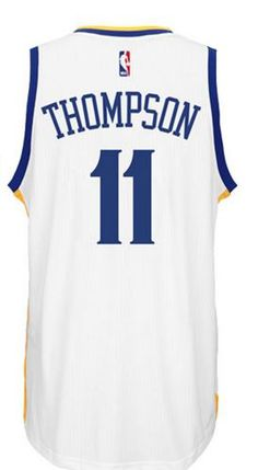 Klay Thompson Golden State Warriors Home White Jersey Get Yours Now  www.fansportsclothing.com 5fc57a2ce